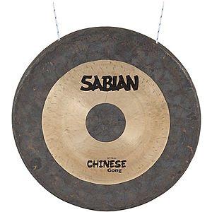 "Sabian Chinese Gong Gong 30"" imagine"
