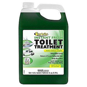 Star Brite Instant Fresh Toilet Treatment Pine Forest Scent 3, 79l imagine