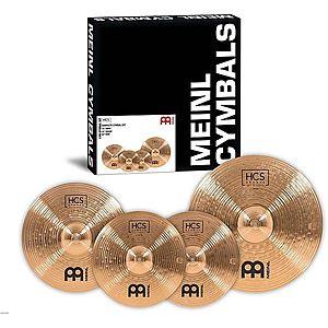 Meinl HCS Bronze Complete Set de cinele imagine