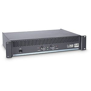 LD Systems DJ 300 Amplificator de putere imagine