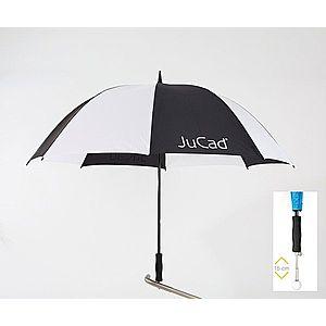 Jucad Telescopic Umbrella Black imagine