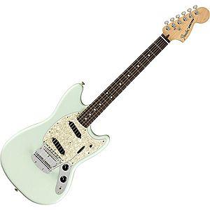 Fender American Performer Mustang RW Satin Sonic Blue imagine