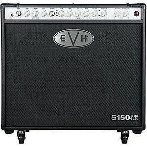 EVH 5150III 1x12 50W 6L6 BK imagine