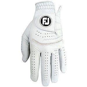 Footjoy Contour Flex Womens Golf Glove 2020 Left Hand for Right Handed Golfers Pearl M imagine