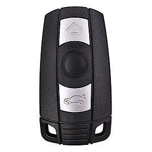 Cheie Auto Completa Techstar® BMW, Seria 1/3/5/X, CAS3, 868Mhz, 3 Butoane, Keyless imagine