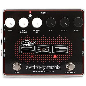 Electro Harmonix Soul POG imagine