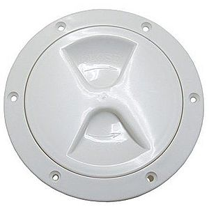 Lindemann Hatch cover PP - White 205mm imagine