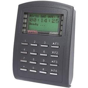 Cititor de proximitate cu tastatura Soyal AR 727 HBR, 1024 utilizatori, 1200 evenimente, 12 V imagine