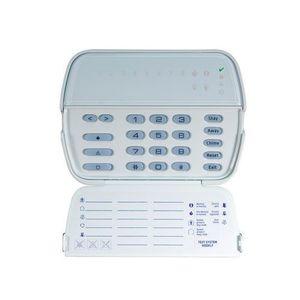 Tastatura LED DSC PK5508, 8 zone, 5 taste programabile imagine