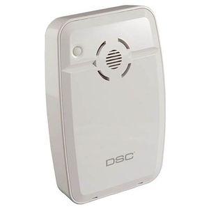 Sirena de interior wireless DSC WT4901, bidirectionala, 85 dB, 433 MHz imagine