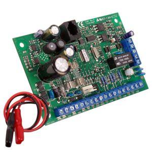 Centrala alarma antiefractie CERBER C52 PCB, 2 partitii, 5 zone, 30 utilizatori imagine