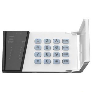 Tastatura LED Cerber KP-106, 10 zone, tamper imagine