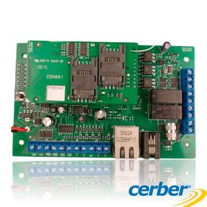 Comunicator Universal Cerber MultiCOMM IP - u PSAUX (varianta cu carcasa si sursa) imagine
