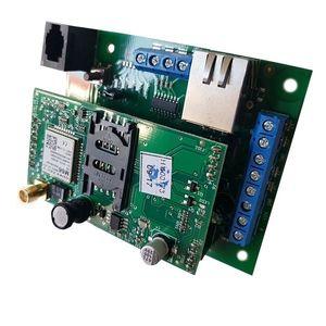 Comunicator universal Roel MultiCOMM IP/GPRS - u PCB, 4 intrari, 4 iesiri imagine