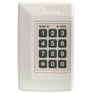 Centrala control acces Rosslare AC-015, 500 utilizatori, 12 Vdc, 1 usa imagine
