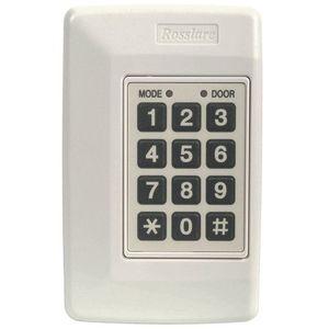 Centrala control acces Rosslare AC-115, 1 usa, 2400 utilizatori, 2000 evenimente imagine
