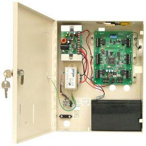 Centrala de acces ROSSLARE AC-215, 5000 utilizatori, 5000 evenimente, 4 intrari/iesiri imagine