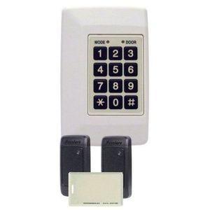Kit de acces Rosslare AC-015, 500 utilizatori, 10 cartele imagine