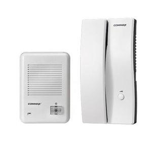 Kit interfon Commax RM201HA, 1 familie, ingropat imagine