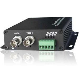 Kit emitator si receptor de fibra optica de date FO-6102D imagine