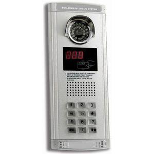 Videointerfon de exterior VPS-M8A363-A, 32 familii, ingropat, 420 LTV imagine