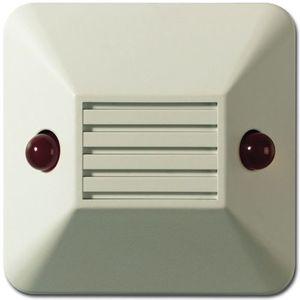 Sirena de interior conventionala UTC Fire&Security AI673, 80 dB, 78 flash/min, 2xLED imagine