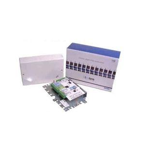 Centrala control acces TDSI MGII+PSU, 4 intrari, 12 V, 2 iesiri imagine