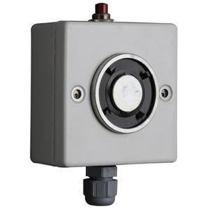 Yala electromagnetica autoprotejata CDVI VIRE5/5024, 300 Kg, 24 V, aparent imagine