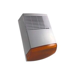 Sirena de exterior cu flash SL-900B, 120 dB, 4-7 Ah imagine