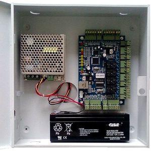 Centrala control acces SEAC-IP4, 20000 utilizatori, 100000 evenimente, 255 centrale imagine