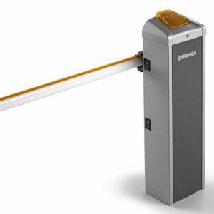 Bariera de acces electromecanica Beninca EVA7, 6 sec, 200 W, 24 Vdc imagine