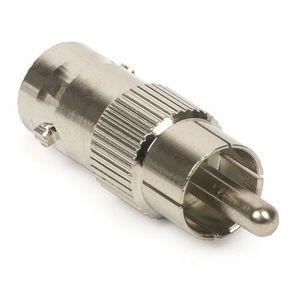 Adaptor BNC mama - RCA tata imagine