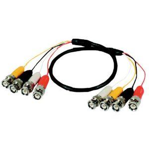 Cablu coaxial WC 414/5, 4 fire, 5 m imagine