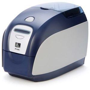 Imprimanta pentru carduri de acces Zebra P120I, 16 Mb, 300 Dpi imagine