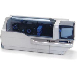 Imprimanta pentru carduri de acces Zebra P430I, 300 Dpi, 4 Mb imagine