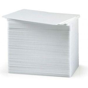 Pachet de 100 carduri PVC Zebra 104523-010 imagine