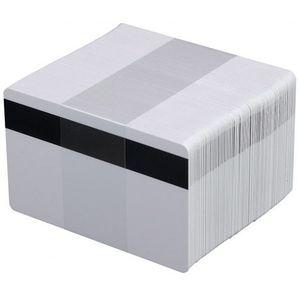 Pachet de 100 carduri cu banda magnetica Zebra 104523-113 imagine