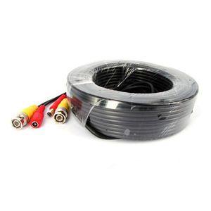 Cablu mufat BNC semnal + alimentare 10M BNC CABLE (10M) imagine