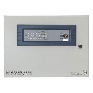 Centrala de incendiu conventionala 8 zone Paradox Hellas MATRIX 2008R00TO, 20 detectori/zona imagine