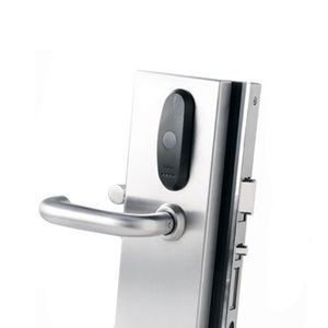 Yala control acces hotelier Salto E9650XGD-UGDIM0LH, 13.56 MHz, inox imagine