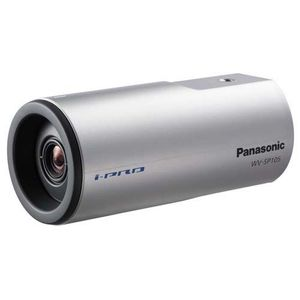 Camera supraveghere interior IP Panasonic WV-SP105, 960p imagine