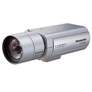Camera supraveghere interior IP Panasonic WV-SP508, 3 MP imagine