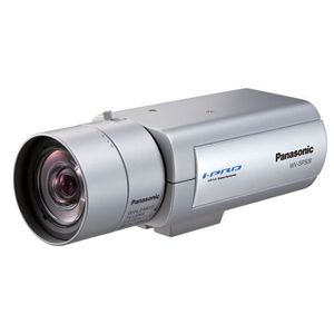 Camera supraveghere interior IP Panasonic WV-SP509, 3 MP imagine