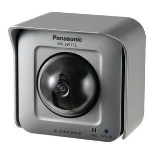 Camera supraveghere interior IP Panasonic WV-SW172, 1.3 MP imagine