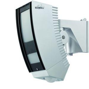 Detector de miscare exterior dual PIR Optex REDWALL-V SIP-100, 100x3 m, 28 zone, antimasking, creep zone imagine