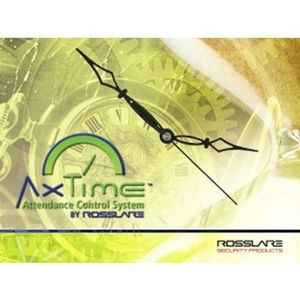 Software pentru pontaj Rosslare AXTIME-M1 imagine