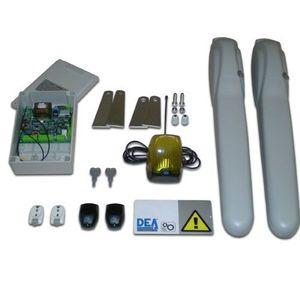 Kit automatizare poarta batanta Dea MACNET, 3.5 m/canat, 230 Vac, 400 Kg imagine