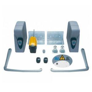 Kit automatizare poarta batanta Dea ANGOLO, 300 Kg/canat, 2.3 m/canat, 24 Vdc imagine