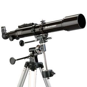 Telescop refractor Celestron Powerseeker 70EQ 21037 imagine