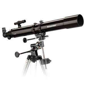 Telescop refractor Celestron Powerseeker 80EQ 21048 imagine